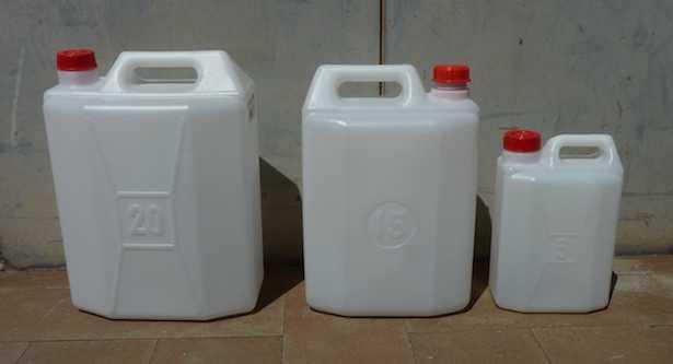 Come produrre acqua di osmosi