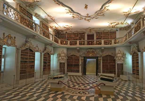 biblioteca Novacella