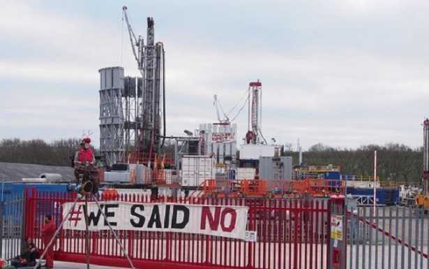 Fracking: petrolio