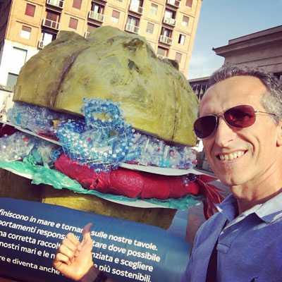 selfie michetta gigante