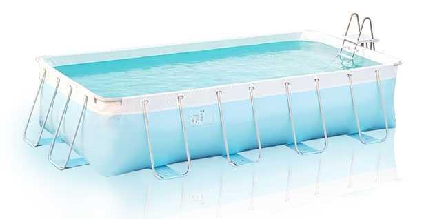 piscina fuoriterra capri