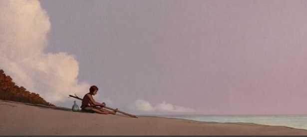 Tartaruga rossa: film