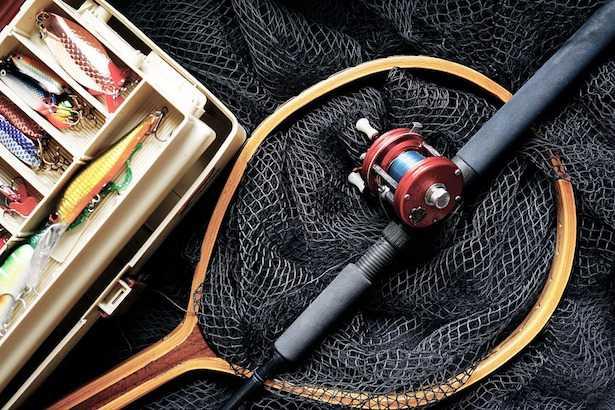 Come lanciare con una canna da pesca
