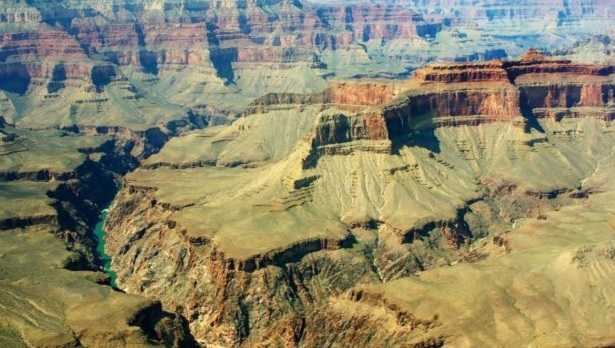 Fiume Colorado e Grand Canyon