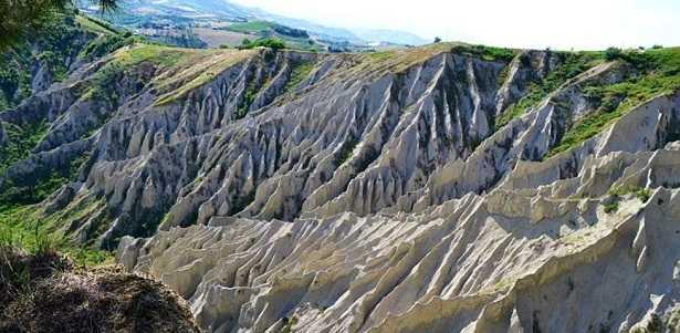 Calanchi della Valle del Sillaro