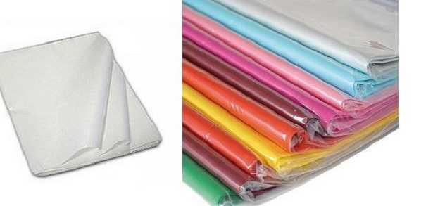 Carta plastificata adesiva
