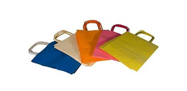 Carta plastificata: borse