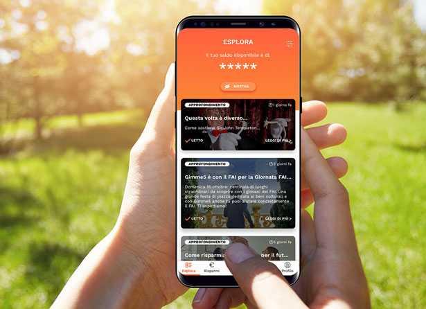 Salvadanaio digitale: arriva l'App per risparmiare