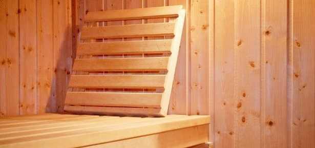 Sauna finlandese da esterno e interno: caratteristiche