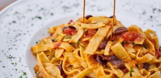 Vasocottura pasta