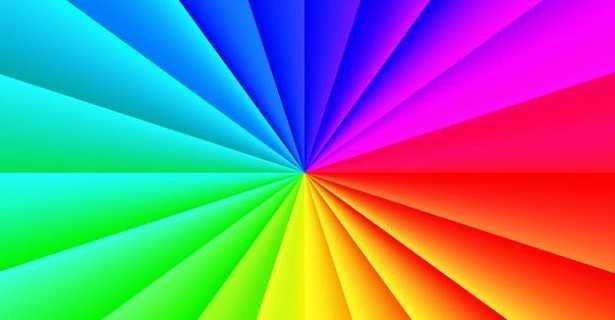 Colori dell'arcobaleno