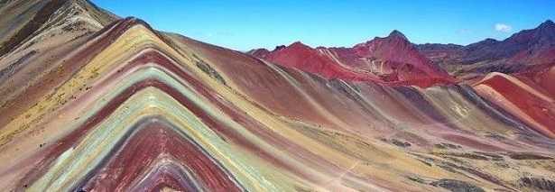 Montagna Arcobaleno, Perù