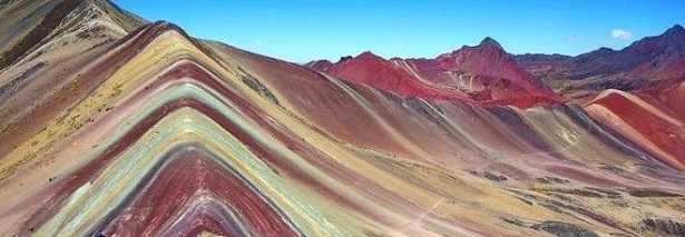 Montagna Arcobaleno