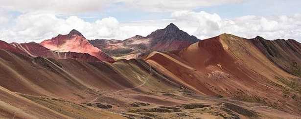 Montagne Arcobaleno: ci sono anche in Cina