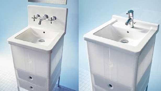 Altezza lavabo disabili