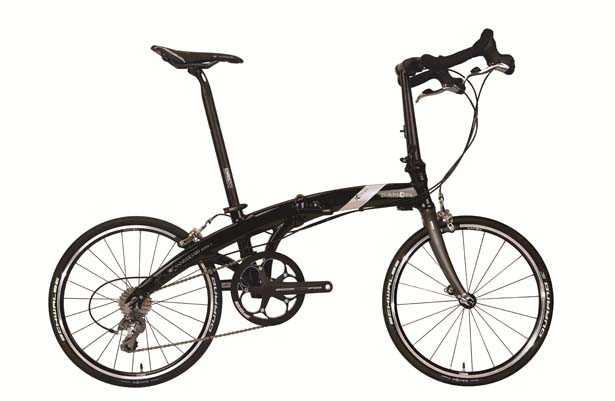 esempio di bici pieghevole marca dahon