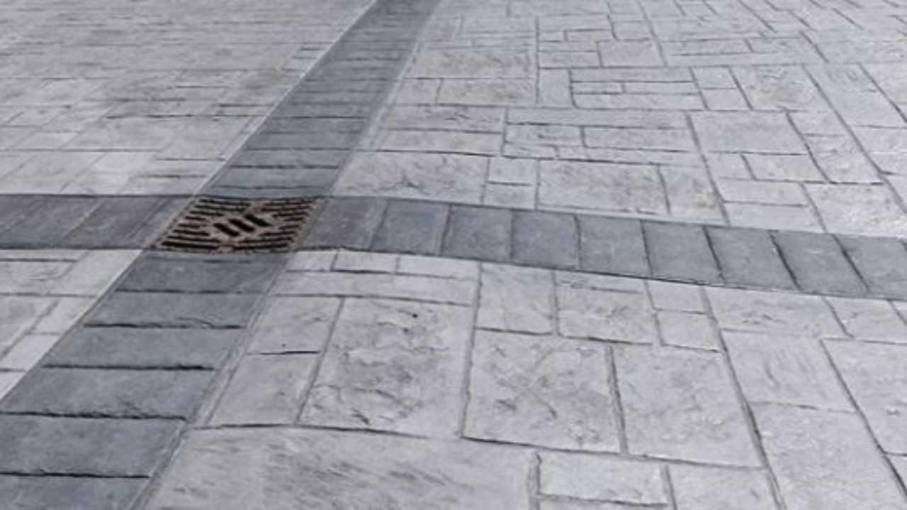 Pavimento In Cemento Prezzi cemento stampato: lavorazione, vantaggi e prezzi - idee green