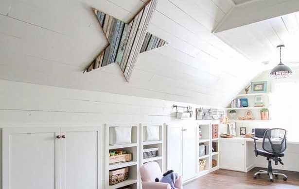 Come arredare una mansarda bassa idee green for Arredamento casa con la a