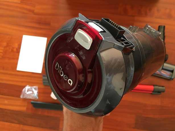 filtro aspirapolvere