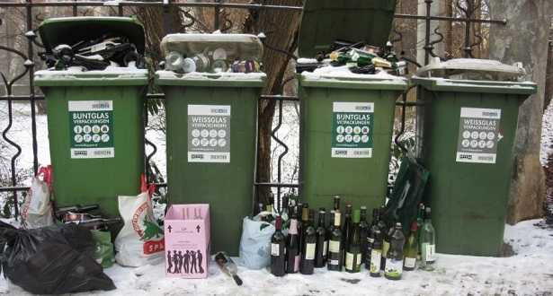 Materiali riciclabili e non riciclabili