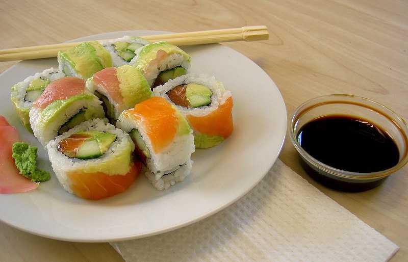 sushi cos e