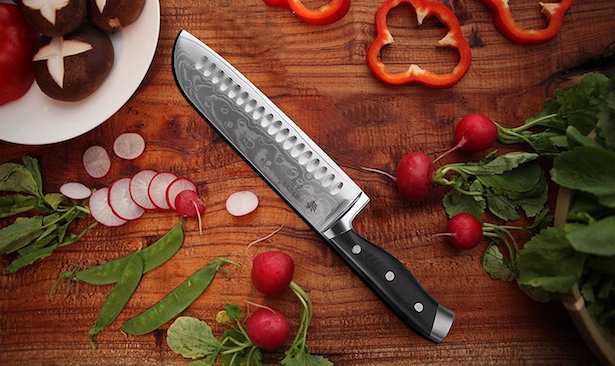 tipi di coltelli da cucina