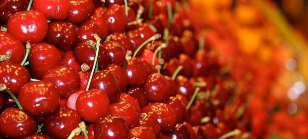 Noccioli di ciliegia