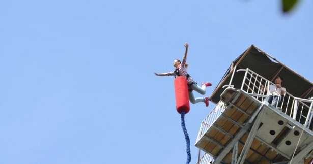 Bungee jumping: cosa è