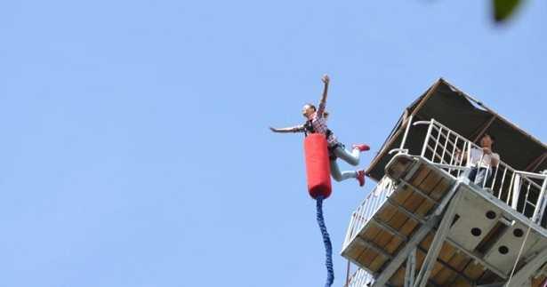 Bungee jumping: cosa è