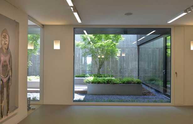 Cavedio In Architettura Idee Green