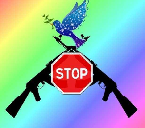 Colomba della pace: bandiera