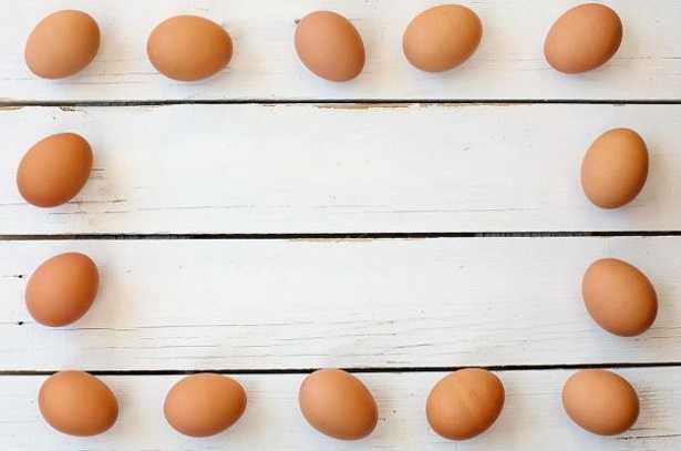 Uovo sbattuto: calorie