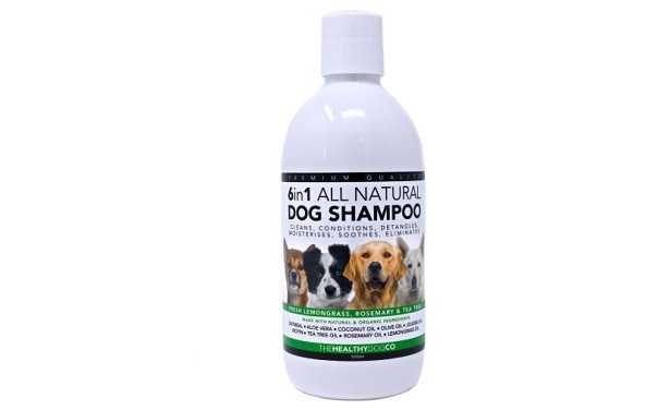 Shampoo per cani: tipologie