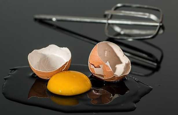 Albume uovo: proprietà