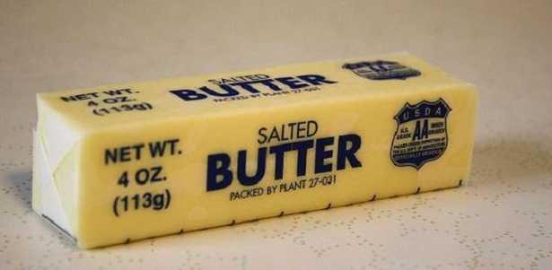 Burro salato: come si fa