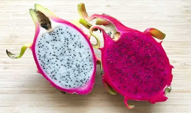 Dragon fruit: calorie