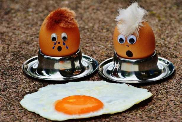 Tuorlo uovo: valori nutrizionali