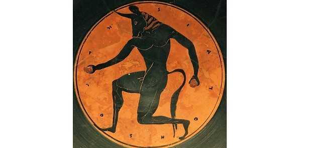 Leggenda del Minotauro per bambini