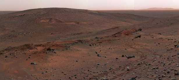 Pianeta Marte: temperatura