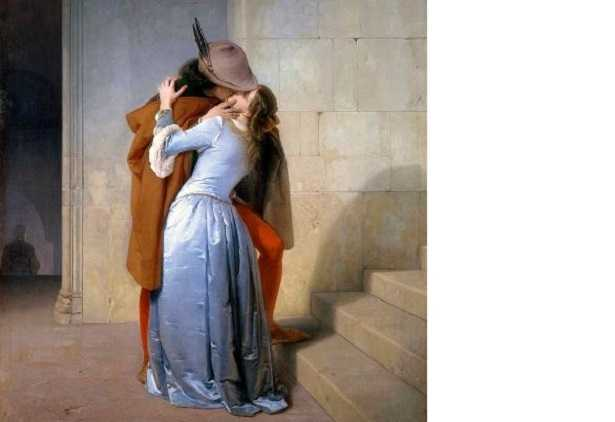 Frasi sui baci di Shakespeare