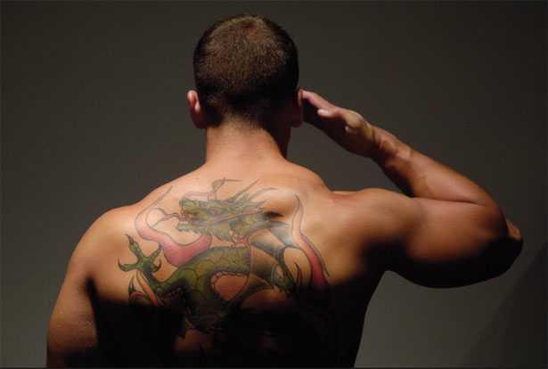 Come rimuovere un tatuaggio in sicurezza