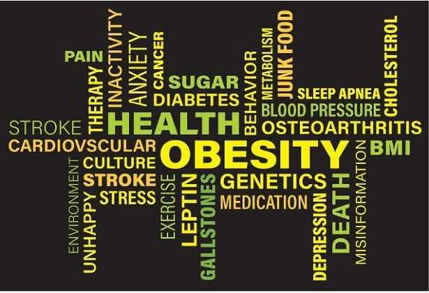 Leptina e obesità