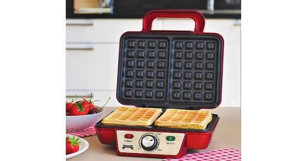 Ricetta waffle: originali