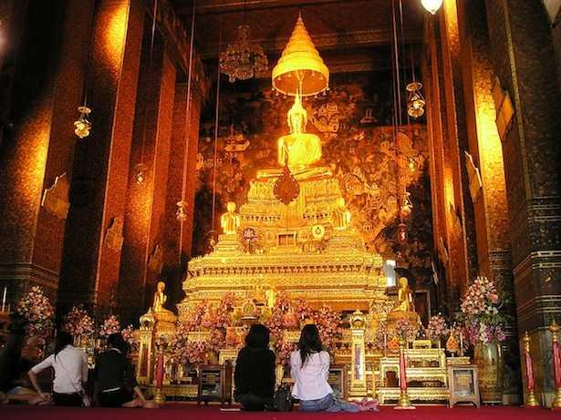 Come diventare buddista