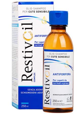 shampoo RestivOil anti-prurito