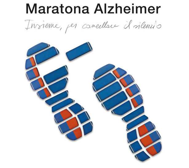 Maratona Alzheimer logo