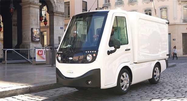 metro veicolo commerciale green