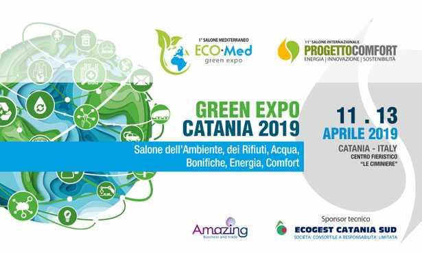 ecomed green expo catania
