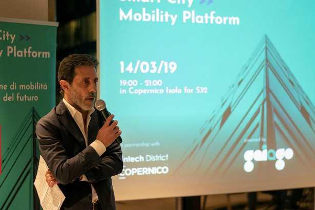 Giorgio Meszely, CEO GaiaGo