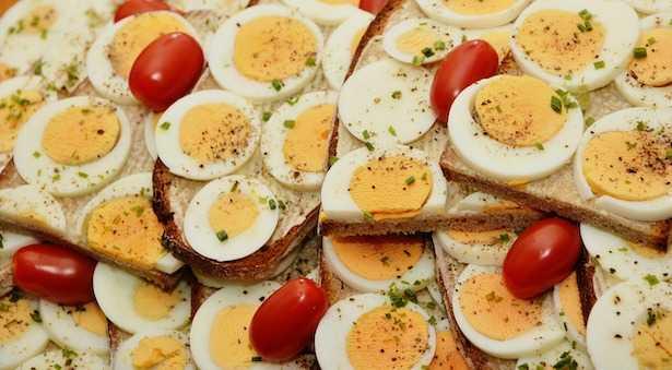 Tempo di cottura uovo sodo